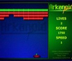 Arkanoid Flash